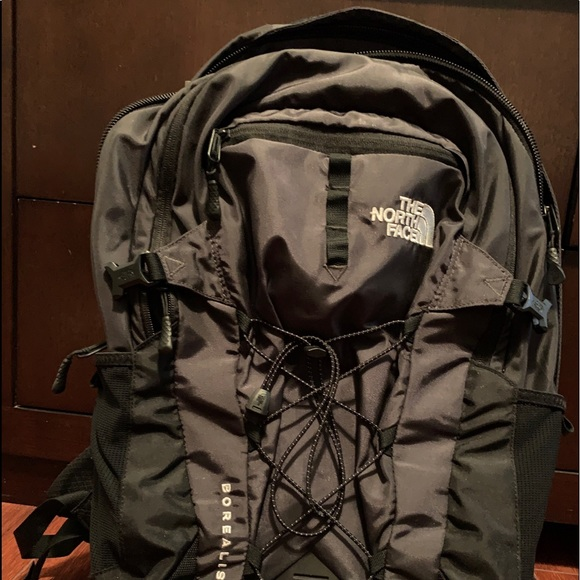 NORTH FACE BACKPACK ❗️ NORTHFACE ( BLACK )